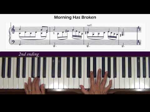 Morning Has Broken Keyboard chords by hymn - Worship Chords