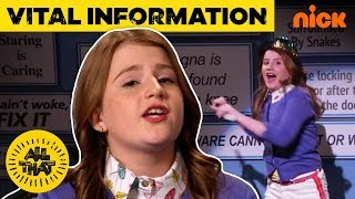 Reece Caddell Dances Like Nobody's Watching! 💃 Vital Information | All That
