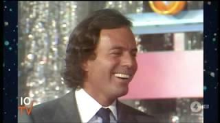 Julio Iglesias & Mike Bongiorno - Intervista + 4 canzoni - 1982
