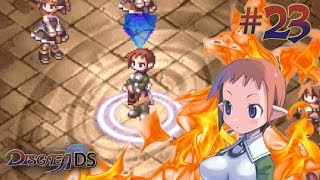 Disgaea DS [23]: What in reincarnation!?