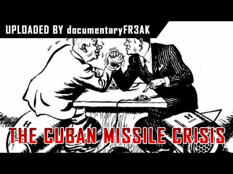 Cuban Missile Crisis - The Man Who Saved the World!