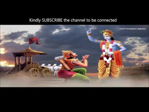 Bhagavad Gita in 90 Seconds HD video