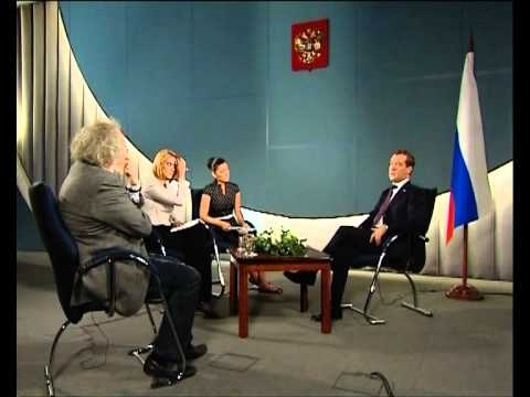 Interview with RT, Kanal PIK and Ekho Moskvy