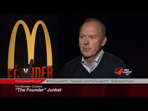 """The Weinstein Company: """"The Founder"""" Junket"""