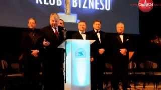 OLSZTYN24: Bogdan Borusewicz na Gali Osobowość Roku 2010
