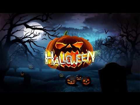 Slot machine halloween party gratis