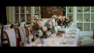 Декор свадьбы Екатерины и Александра(, 2015-05-18T21:51:22.000Z)
