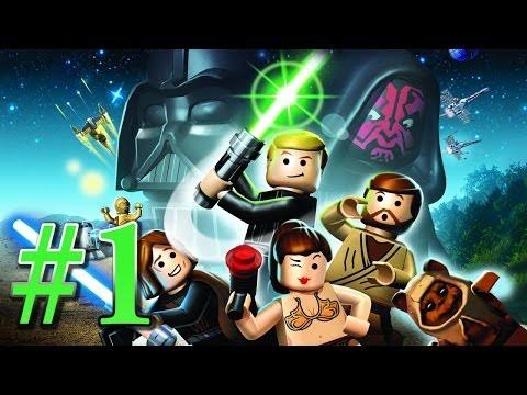 Прохождение Lego Star Wars: The Complete Saga, Скрытая угроза (1).