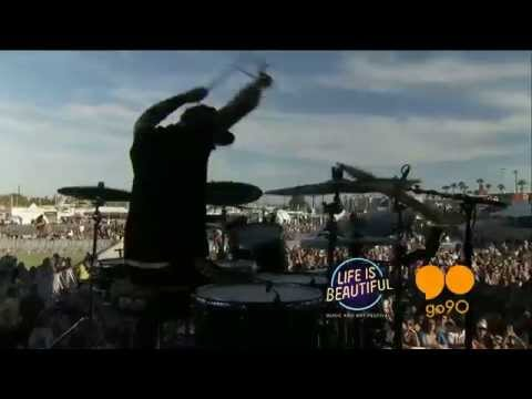Royal Blood - Life Is Beautiful Festival 2015 (Full Show)