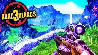 Borderlands 3 - EVERYTHING WE KNOW SO FAR! (Borderlands 3 Leaks, News, Updates & More)