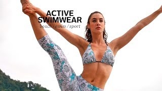 BECO 2019 BEactive – Active Swimwear for Women – Mix and Match