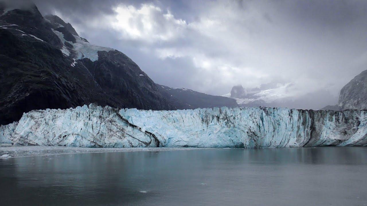 Johns Hopkins Glacier Glacier Bay Alaska 4k Youtube