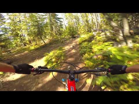 Nelson BC Mountain Biking | Space Junk | Dole Dosser | 9 Pt Cowbell