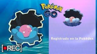 🔴 En directo: Comenzando el día de Clamperl en Pokémon GO