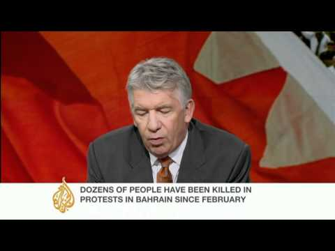 Al Jazeera reporter describes clashes in Bahrain