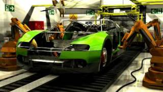 how to make a bugatti veyron in 2 minutes