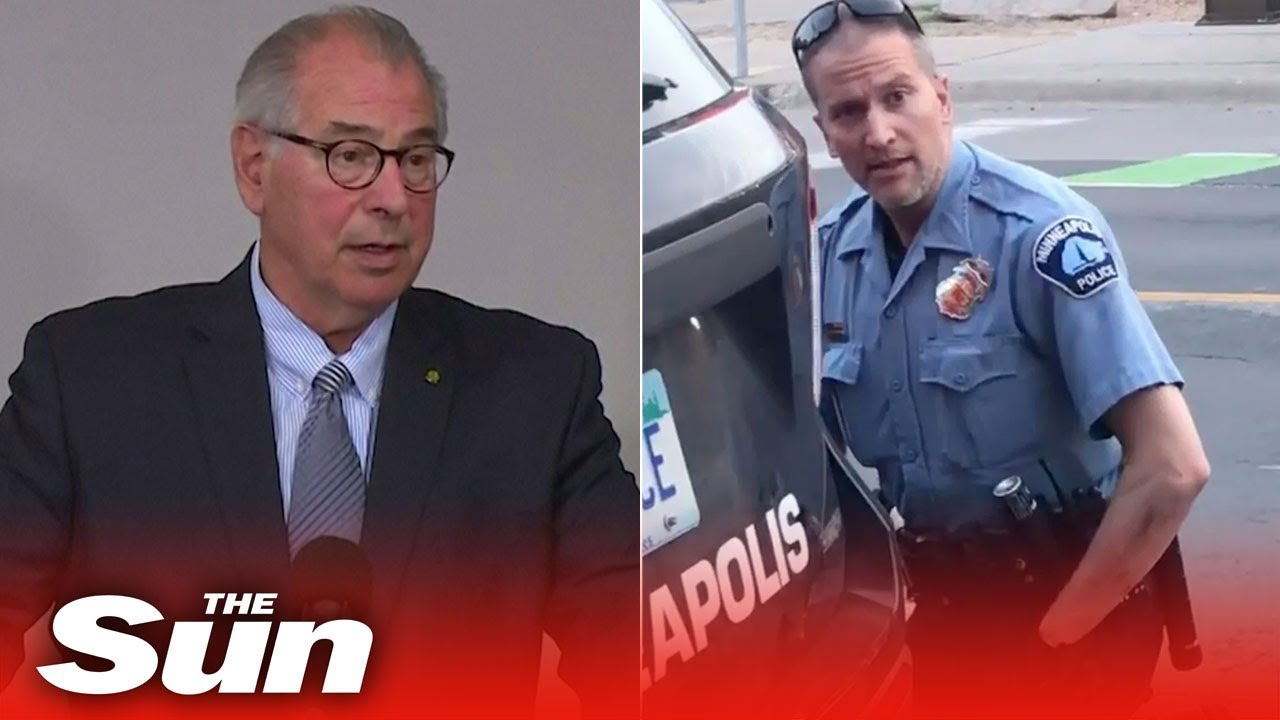 Read the Criminal Complaint Against Derek Chauvin
