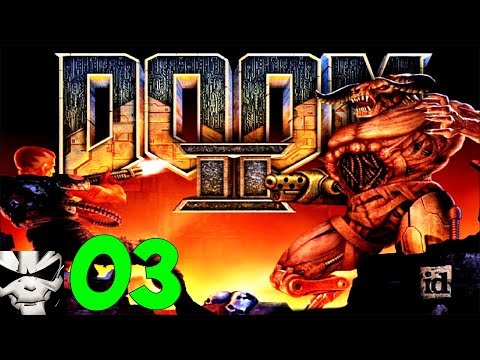 Прохождение Doom II: Hell on Earth. Часть 3. Где-то тут есть кнопка ????