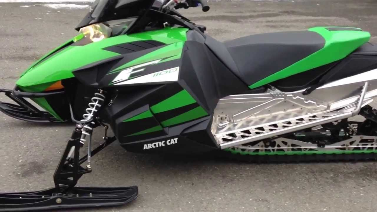 2012 Arctic Cat F1100 Lxr Offered By Bangormotorsports Net