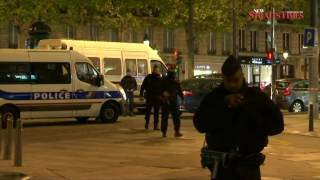 French police hunting second suspect after Paris attack