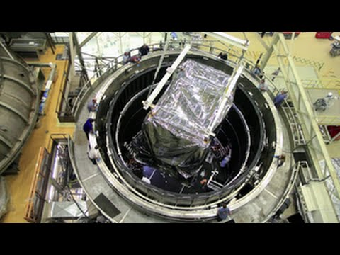 NASA | Webb Space Telescope Integrated Science Instrument Module Begins Final Cryogenic Test