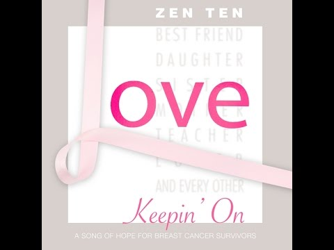 Keepin' On - A Song of Hope for Breast Cancer Survivors