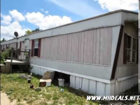 hqdefault Riverdale Model Commander Mobile Home on