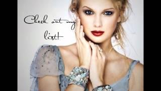 Taylor Swift Unreleased 9-15-2012 Rare Trade