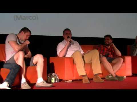 MediafunLAB 2013: Abstrachuje TV, AdBuster, Rock, Kotlet.tv, Marco, Bartłomiej Szkop