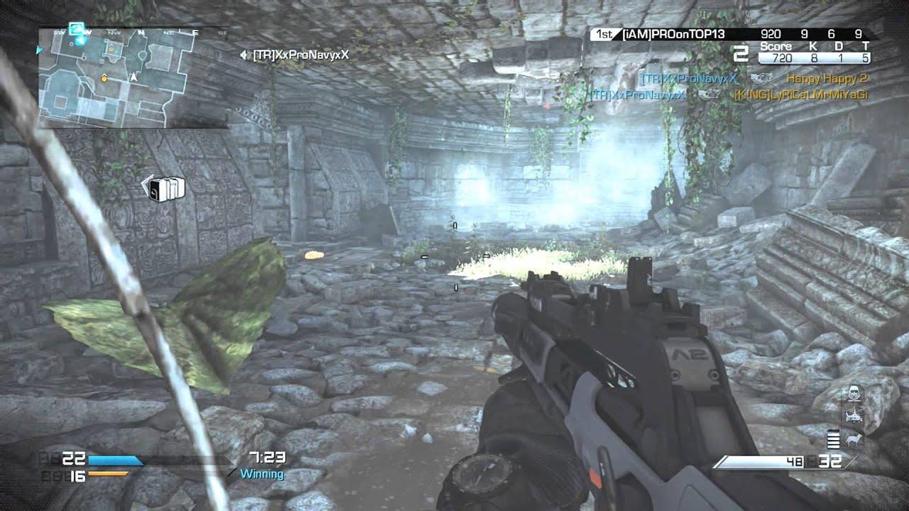 Call Of Duty: Ghost DLC Devastation Ripper Gameplay! - YouTube Cod Ghost Devastation Ripper
