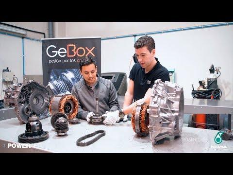 Cómo funciona la caja eCVT híbrida de Toyota [TÉCNICA - GEBOX - POWERART] S04 - E11