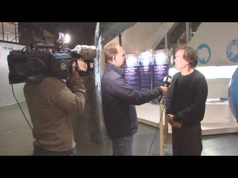 2008 Ellesmere Island Expedition: Norway Media Tour