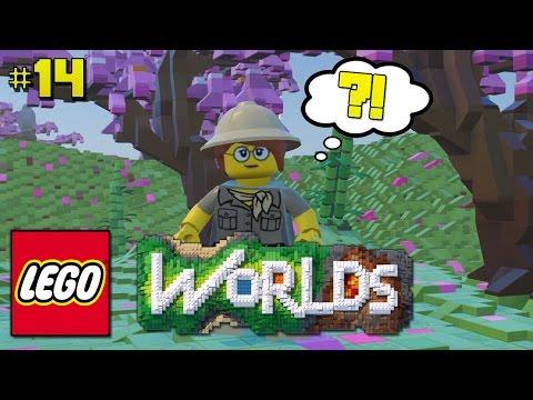SUCH den KNOCHEN?! - Lego Worlds #14 [Deutsch/HD]