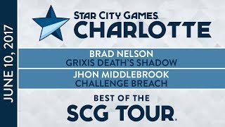 Best of the SCG Tour: Brad Nelson VS Jhon Middlebrook [Magic: …