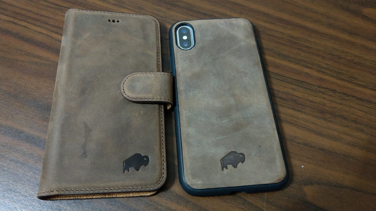 Iphone Leather Case Review