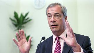 Nigel Farage: Mark Carney Should Resign