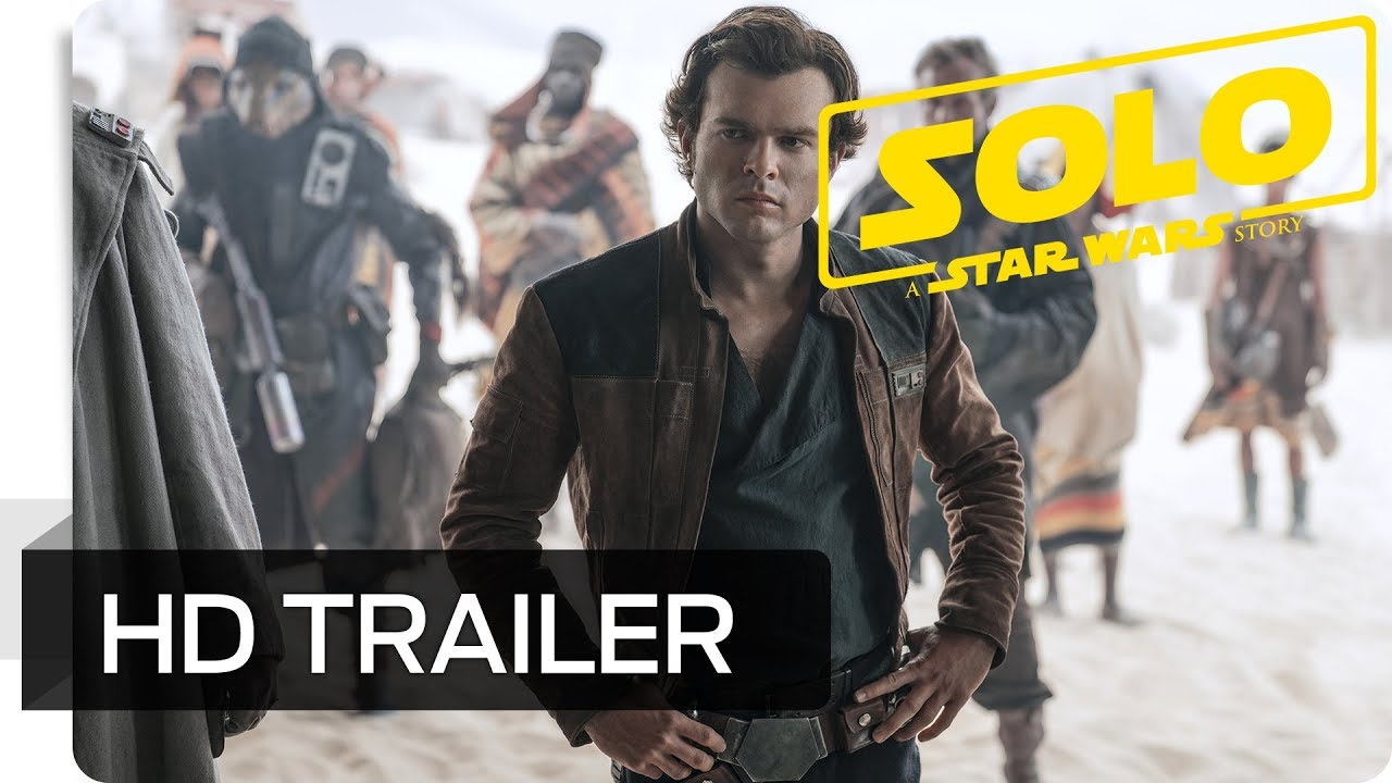 Trailer Solo A Star Wars Story