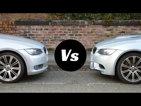 BMW M vs Non M Cars... Whats the Difference?
