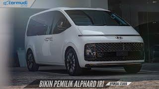 Hyundai Staria - 10 HAL yang Perlu Diketahui