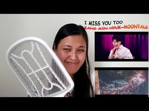 """I Miss You"" Kang Min Hyuk Moontalk Mv Reaction"