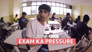 FilterCopy   Exam Ka Pressure   Ft. Anud Singh Dhaka and Viraj Ghelani