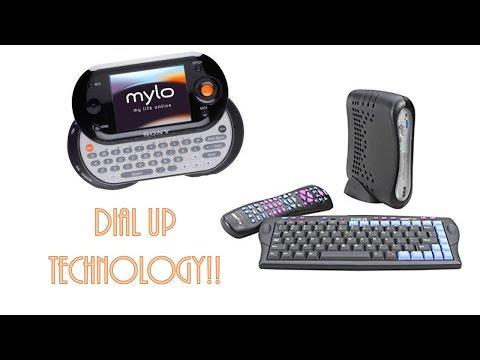 Retro Web Surfing: MSN TV and Sony Mylo