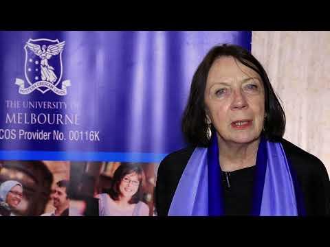 Testimonial of Pauline Drayton from The University of Melbourne - AEO Pakistan