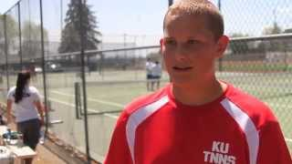 Klamath Union Boys Tennis Vs. Hidden Valley - May 2, 2015