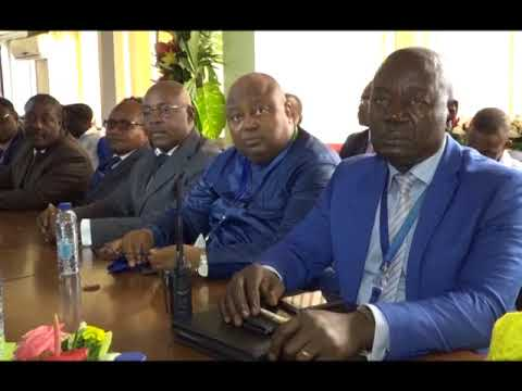 Cameroon-THE FINANCE MINISTERS  WORKING VISIT TO DOUALA