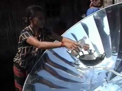 Vajra Solar Cooker Project Nepal