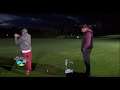Nick Faldo Assesses the Danettes' Swings, Loses All Hope in Humanity (2/9/17)