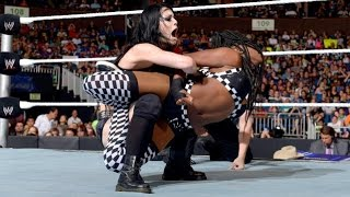 WWE SmackDown 07.25.14 Naomi vs. Paige
