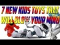7 AMAZING New Toys YOU NEVER KNEW EXISTED! ▶ STRAIGHT FROM THE FUTURE