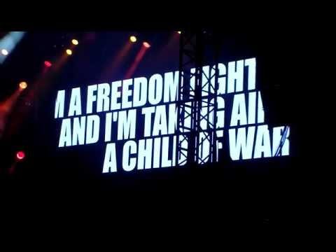 Aerosmith - Freedom Fighter - Arena Fiera Rho (Milan) - Jun 25, 2014